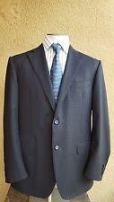 CANALI Men's Brown Label Black Tonal Plaids Wool 2 Btn Sport Jacket 42R Italy