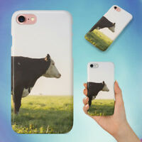 COW BEEF LIVESTOCK HARD BACK CASE FOR APPLE IPHONE PHONE