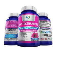 Supreme Potential Phytoceramides to Combat Aging & Dull Skin - 700mg - 200