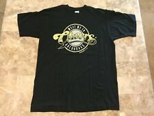 Vintage 90s CHEERS Bar Alcohol TV Show Meet Me IN Graphic T-Shirt Adult Size L
