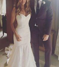 Sassi Holford Amaris Wedding Dress size 8