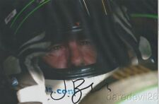 2002 Julian Bailey signed 24 Hours of Le Mans 6x9 Photo