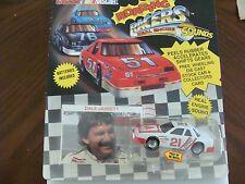 Roaring Racers #21 - Dale Jarrett - Rc1991 -1:64 Diecast Car + Card -Plz Read