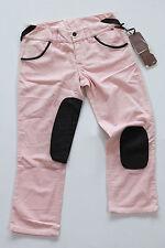 NUOVO nobile vintage 55 Jeans Capri 3/4 equitazione jeans pantaloni W27