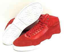 Mens AH Android Homme Propulsion Red Suede AHB-M121100-DM Sneakers Shoes