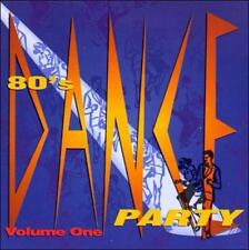 Various Artists : 80s Dance Party, Volume 1 CD