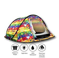 Festival Glow Tent (Peace)