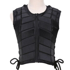 Body Protective Damping Sports EVA Padded Safety Vest Armor Horse Riding