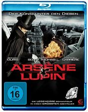 Adventures of Arsene Lupin - Blu Ray - New & Sealed - Import Region B
