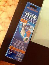 Recambios cepillos Braun Oral-b (Precision Clean)