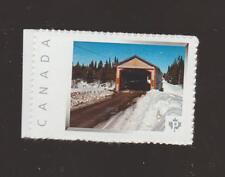 Canada Postage Picture Stamps Des Defricheurs Bridge at St-Lucie  Beauregard MNH
