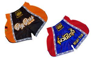 BigBoss Muay Thai Kickboxen K1 Kampfsport Hose Premium Short