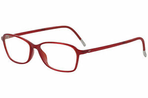 Silhouette Women's Eyeglasses SPX Illusion 1605 (1583) Full Rim Optical Frame