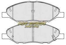Front Premier Brake Pads for Nissan Tiida 2006 on DB1819
