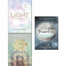 Rebecca Campbell Light Is The New Black Guidebook 3 Books Collection Set NEW