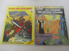 Die Abenteuer von Blake und Mortimer # 2 & Kampf um die Welt # 3
