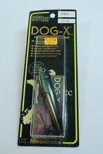 Megabass Dog-X Sliding minnow 2001 1/4 oz Moroko color Made in Japan /r41