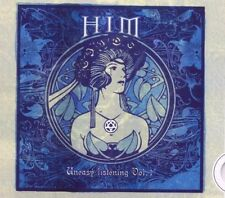 Him-UNEASY LISTENING vol.1, CD NUOVO