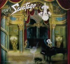 SAVATAGE Gutter Ballet CD Digipack 2011 + Bonustracks