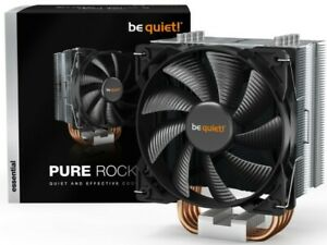be quiet!PURE ROCK 2 CPU Cooler BK006 150W TDP BRAND NEW SEALED Awesome!