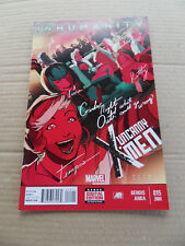 Uncanny X-Men (3 rd series) 15 . Marvel 2014. VF