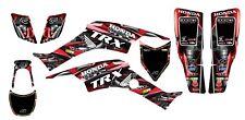 Honda TRX 400 99-07 graphic kit trx400ex stickers decal kit pegatinas graphics d