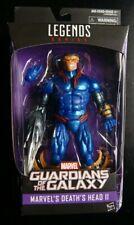 Marvel Legends DEATH'S HEAD II Guardians of the Galaxy (Mantis BAF!)