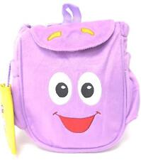 Dora the Explorer Dora Mr.Backpack Purple Plush Backpack with Map New Style
