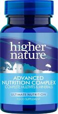 Higher Nature Advanced Nutrition Complex 180 tabs