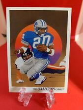 1991 Upper Deck The Collector's Choice Barry Sanders Detroit Lions