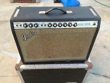 Fender Deluxe Reverb Guitar Tube Amp Original (non-Reissue)