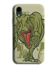 Kids Cartoon T Rex Dinosaur Phone Cover Case Dinosaurs Trex Tyrannosaurus J186