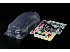 Tamiya Subaru WRX STI NBR Challenge 190mm Touring Car Body TAM51593