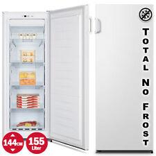Gefrierschrank NoFrost Stand Tiefkühlschrank Eisschrank freistehend weiß 155L