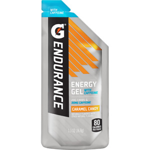 Gatorade Endurance Energy Gel, 1.3 oz Pouches Pick Your Flavor FREE Shipping