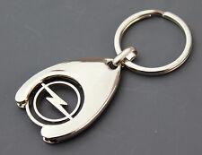 Schlüsselanhänger Einkaufs Chip Einkaufswagen Euro Ersatz für Opel