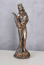 Fortuna Figur griechische Glücksgöttin Frauenfigur Antike Skulptur Mythologie