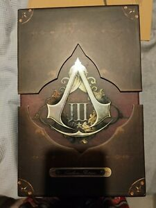 Assassin's Creed 3 Freedom Edition Collectors Case