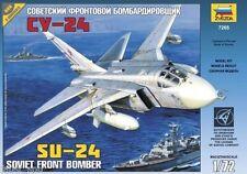 Zvezda 7265 Soviet Front Bomber Sukhoi Su-24 1/72