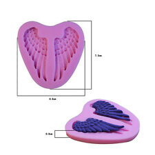 Angel Wings Fondant MoldSugarcraft Cake Baking DecorationTool Stampo in  IT