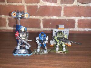 Mega bloks halo Part Of Noble Team Lot