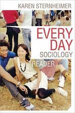Sternheimer, Karen [Edito .. Everyday Sociology Reader