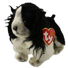 TY Beanie Baby - FROLIC the Spaniel Dog (6 inch) - MWMT's Stuffed Animal Toy