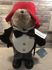 Eden Toys Darkest Peru Tuxedo Paddington Bear
