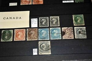 Canada classic to modern: Strong collection with much CLASSICS