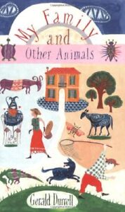 My Family and Other Animals,Gerald Durrell- 9780140013993