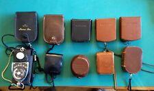 Vintage Light Meters - Lot of 10 meters, Gossen, Metrastar, Sekonic, etc