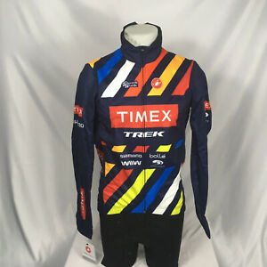 Large Castelli Thermal Timex Cycling Jacket