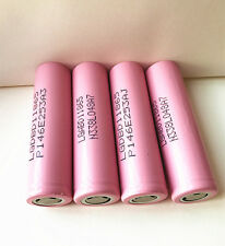4pcs Original genuine Rechargeable 18650D1 Li-ion Battery ICR3000MAH -D1  3.7V