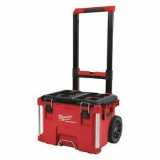 "Milwaukee 48-22-8426 Packoutâ""¢ Impact Resistant Rolling Tool Box"